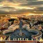 Najbardziej romantyczne małe miasta w Europie.