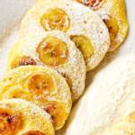 Śniadaniowe placuszki z bananami
