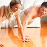 Couple Workout – Ty ćwiczysz, on ćwiczy, czemu nie trenować wspólnie?