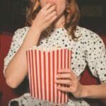 Otyłość czyha w sali kinowej !