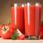 Dieta z sokiem pomidorowym