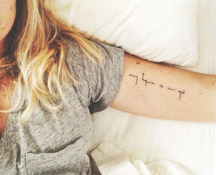Mój Pierwszy Tatuaż Najbardziej Popularne Cytaty Poradyfit