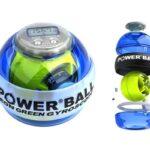 Ćwicz mięśnie z Powerball -efekty