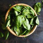 Szpinak – smacznie i zielono