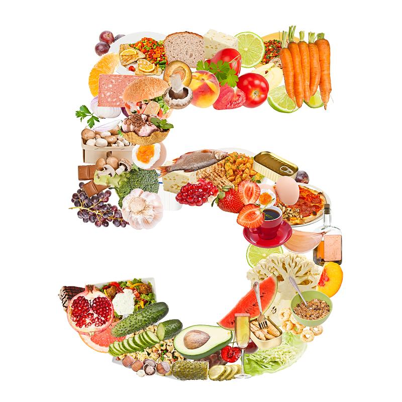By schudnąć jeść 4 czy 5 posiłków