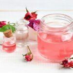 Woda różana- znakomite właściwości