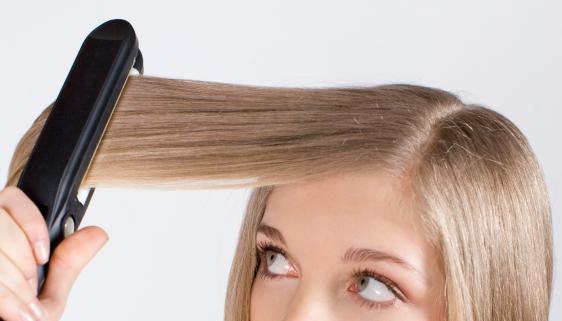 fryzury prostowanie wlosow
