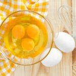4 maseczki z jajek na problemy z włosami