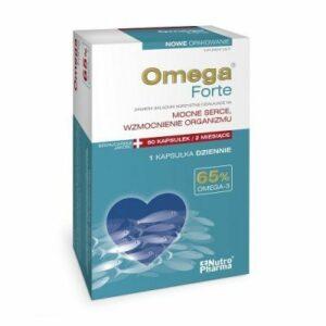 omega forte 65 omega 3 60 kapsulek nutro pharma.1