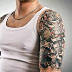 Najlepsze męskie tatuaże w 2017 roku