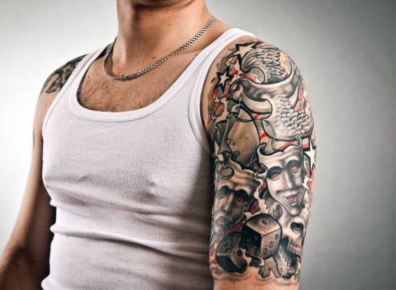 Najlepsze Męskie Tatuaże W 2017 Roku Poradyfit
