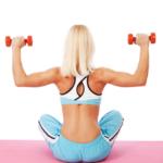 15 minutowe ćwiczenia na ramiona