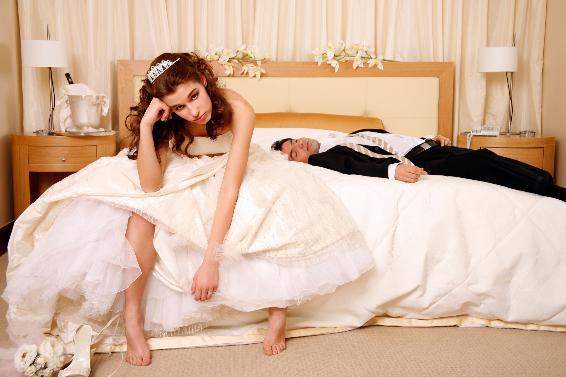 noc poslubna