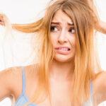 Sprawdzone domowe sposoby na przesuszone włosy