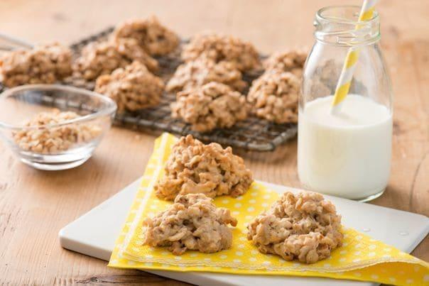 Ciasteczka owsiane – słodkości w wersji fit