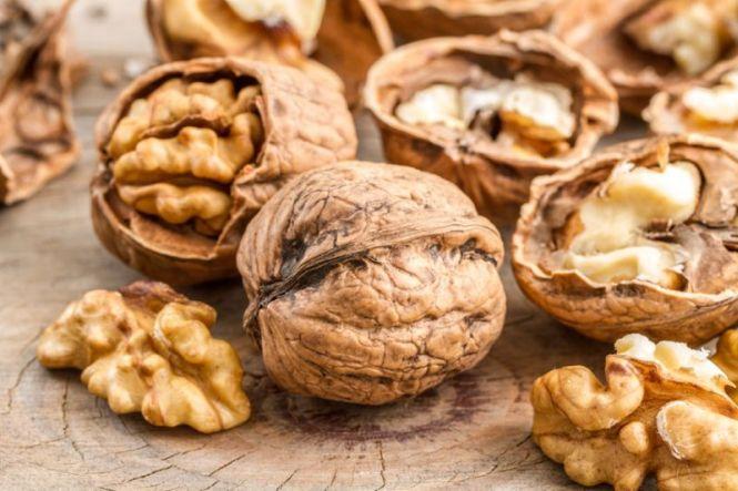 orzechy wloskie kalorie wartosci odzywcze