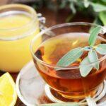 Szałwia – herbata i właściwości
