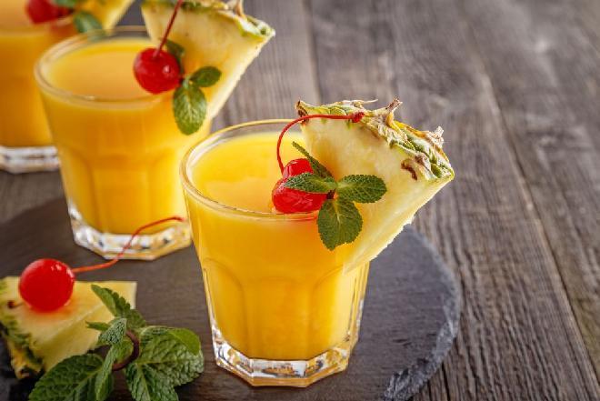 Koktajle owocowe- kiedy pić, jakie owocowe wybrać, efekty